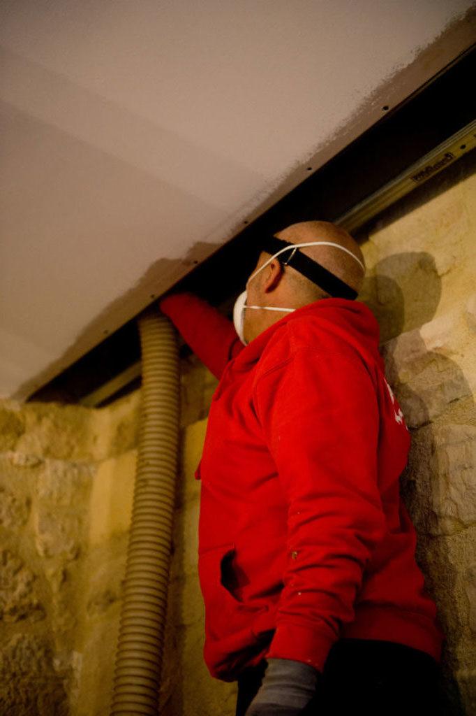 Entreprise d'isolation des plafonds