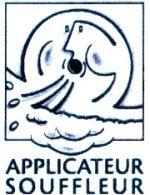 logo applicateur souffleur Isola Sud-Ouest isolation soufflage Mérignac